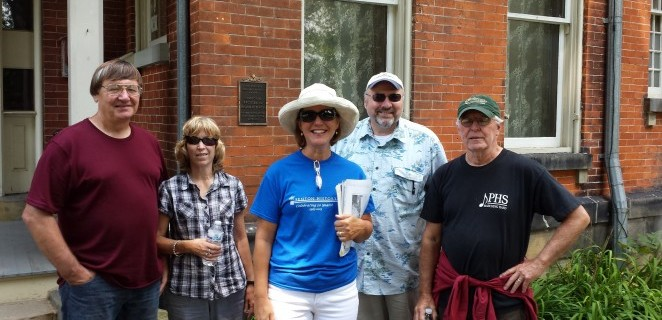 Fenton History Center 2014 Walking Tours